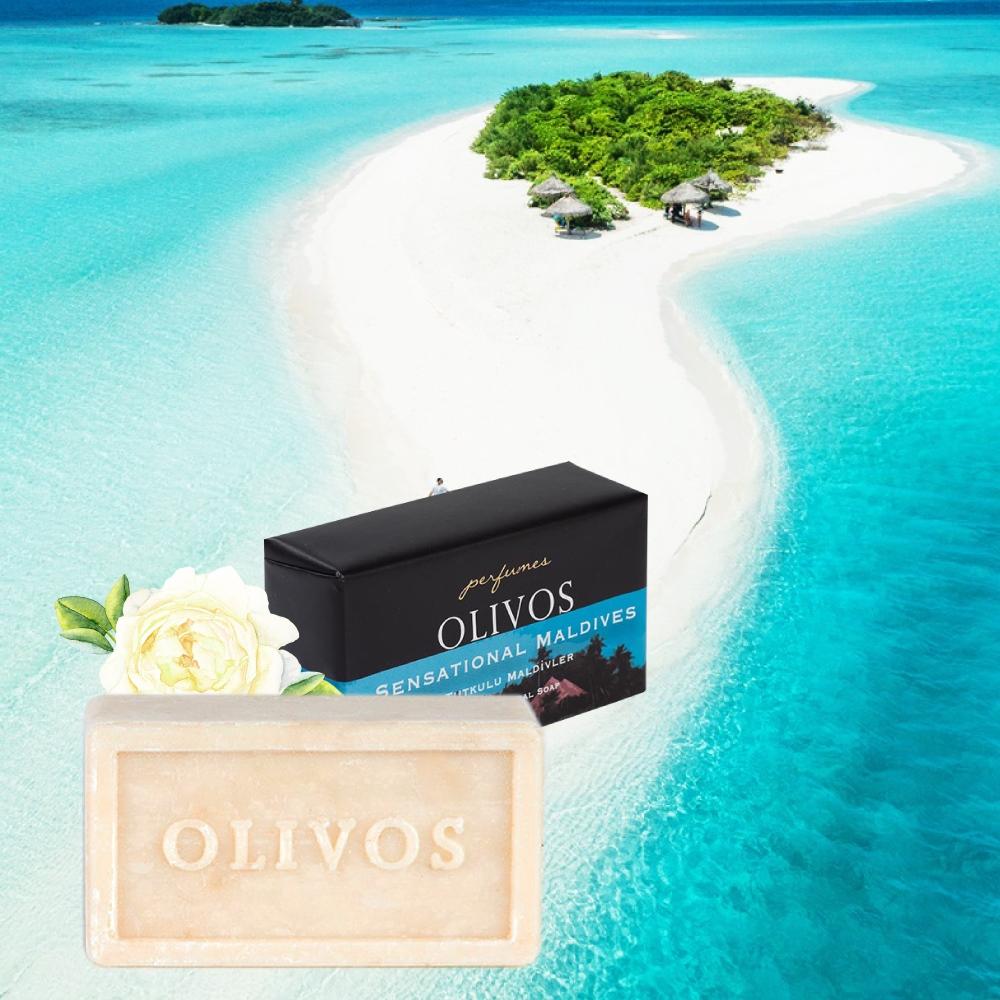 ~Olivos 奧莉芙的橄欖~馬爾地夫海洋~島嶼幽香250G