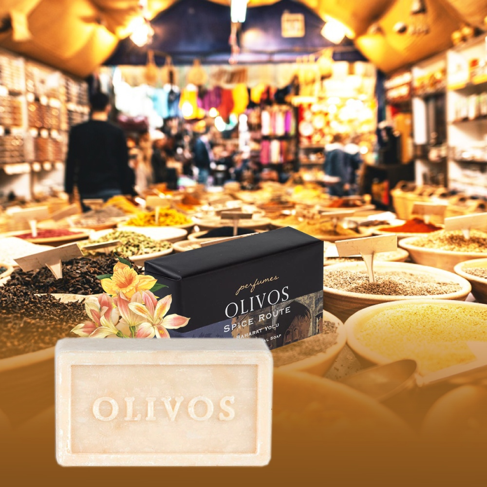 ~Olivos 奧莉芙的橄欖~浪漫香料之路~典雅花香250G