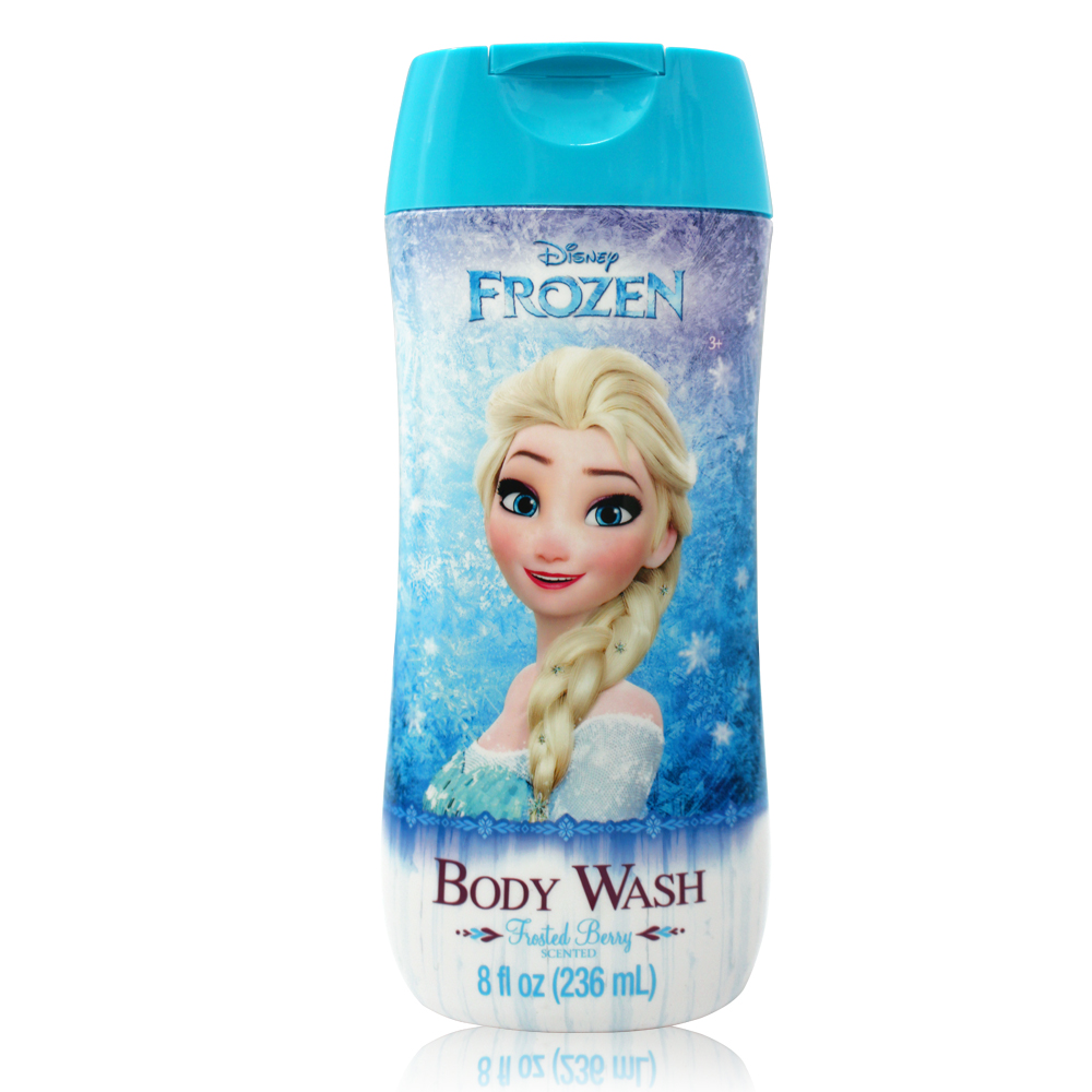 進口Disney FROZEN卡通沐浴乳(236ml/8oz)