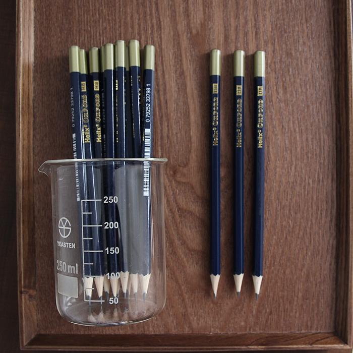 英國 Helix Oxford 牛津復古鉛筆    HB ~ 6入組
