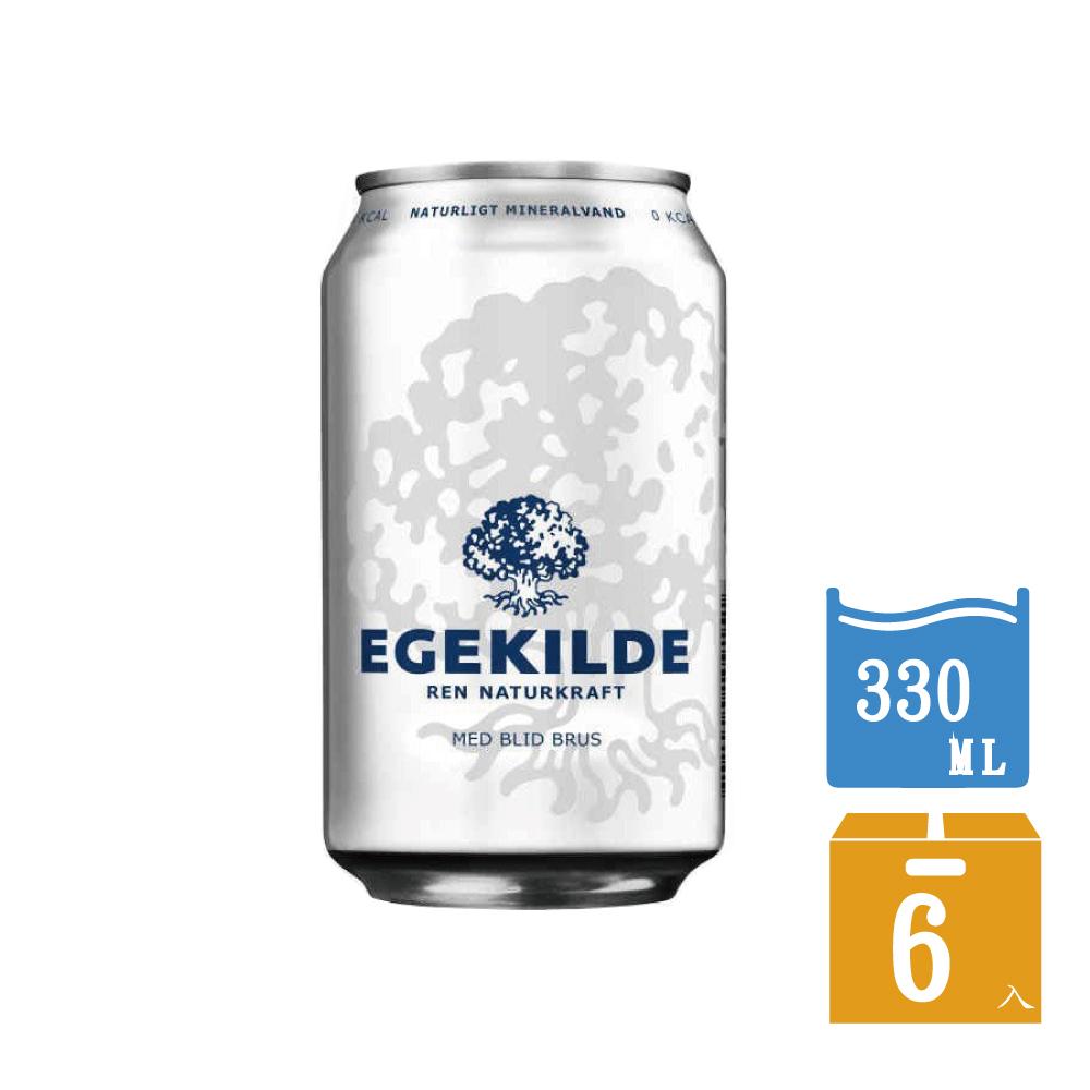 ~Egekilde~氣泡礦泉水330mlX6