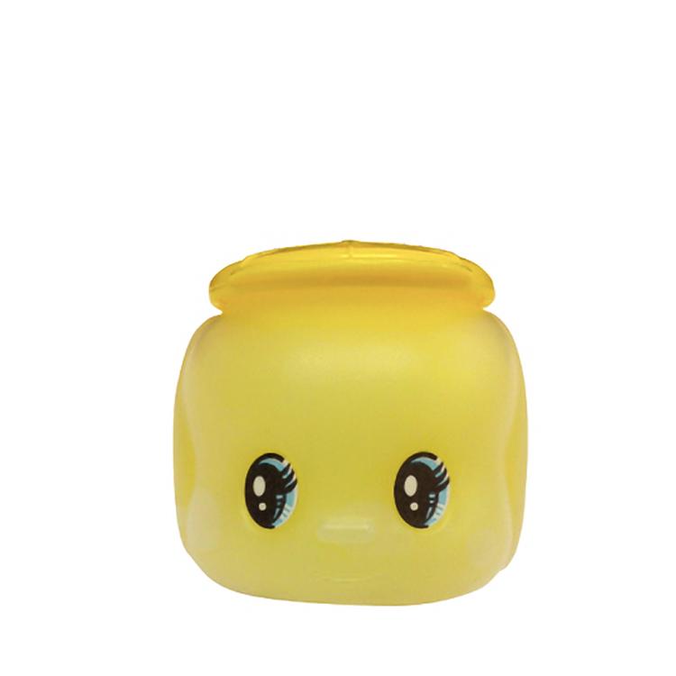 FUEKI不易糊 100%玉米澱粉無毒漿糊  單入  限定色版 60g 黃色