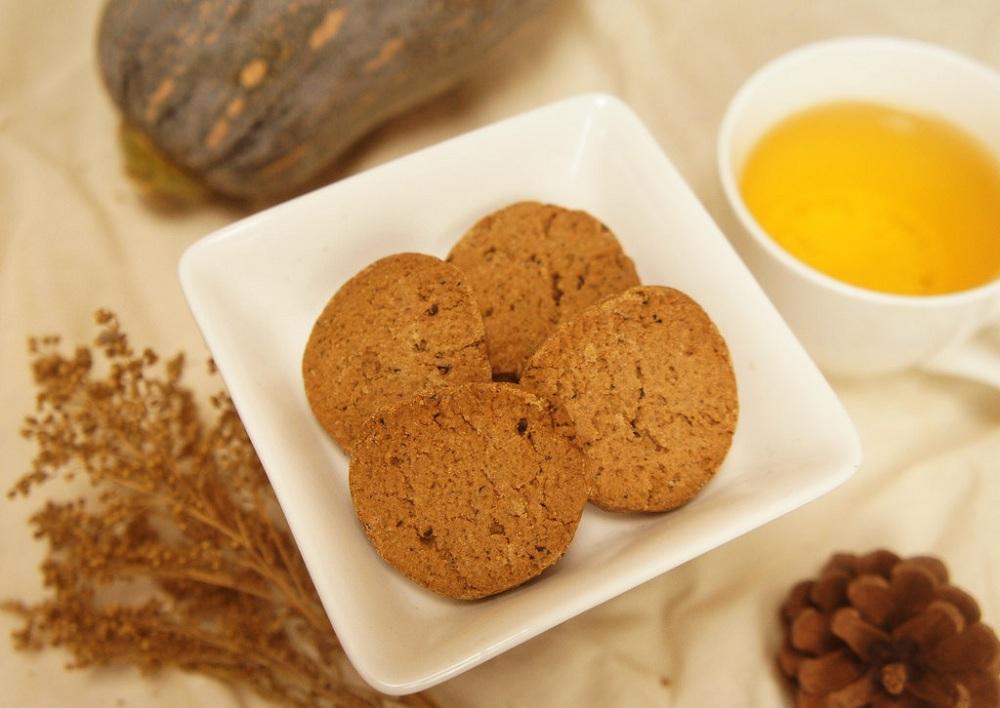 【午後小食光】桑椹南瓜手作餅乾