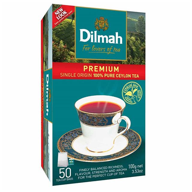 ~Dilmah 帝瑪~錫蘭紅茶 50入