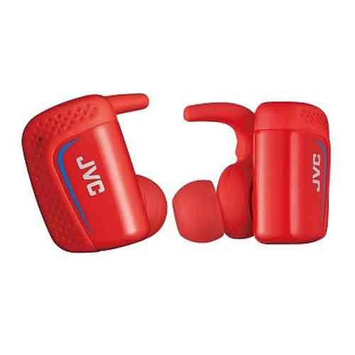 JVC真無線 藍牙耳機HA~ET900BT 紅色)