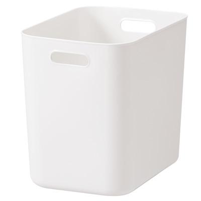 [MUJI無印良品]軟質聚乙烯收納盒/深