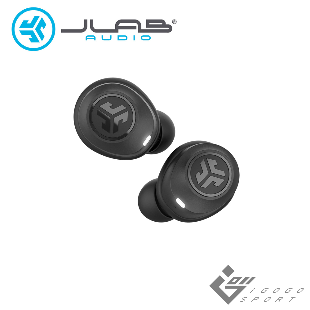 JLab JBuds Air 真無線藍牙耳機黑色