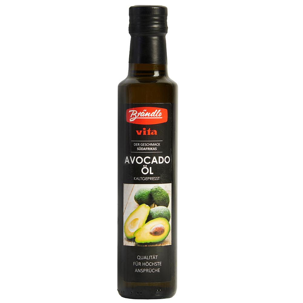 布蘭德頂級冷壓初榨酪梨油(250ml 瓶)