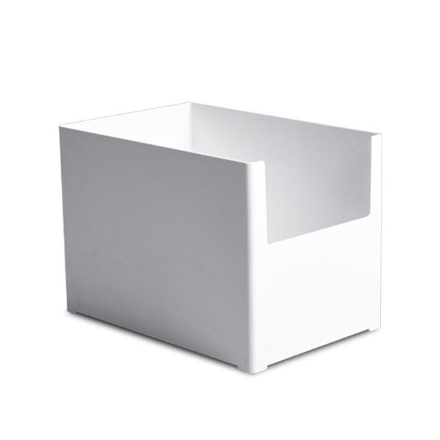 居家簡約整理分類收納盒 寬款-中