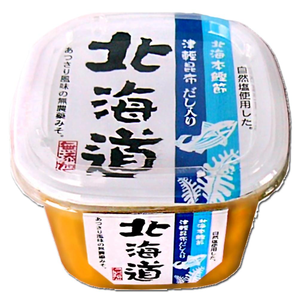 【味榮】北海道鰹魚昆布味噌500g