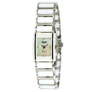 ZIPO 夢幻貝殼系列錶(白色)