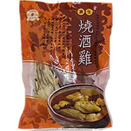 《佳輝香料》健康湯-燒酒雞包