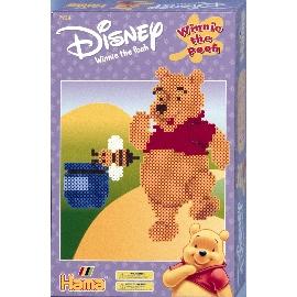 《Hama 拼拼豆豆》迪士尼系列~可愛維尼 2,000 顆拼豆經典禮盒