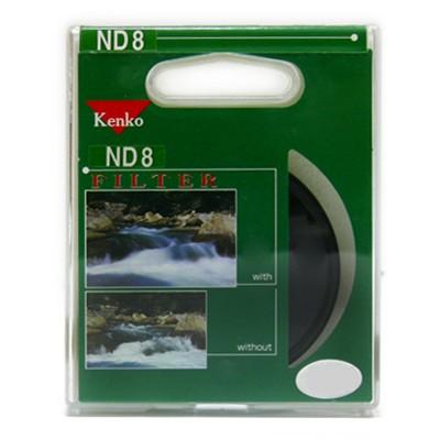 日本KENKO 72mm ND-8專業減光鏡