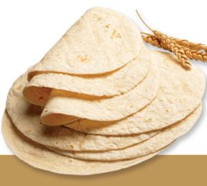 《福利麵包》墨西哥薄餅6吋(原味)
