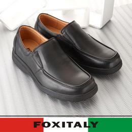 Fox Italy 輕羽氣墊鞋68146(黑色-01)44號