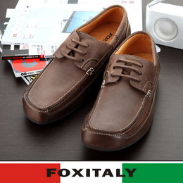 Fox Italy 映帆舒適鞋610153(咖啡-76)42號