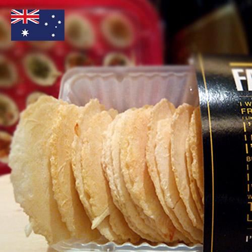 法瓦原味脆餅