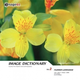 典匠圖庫~~Image Dictionary系列~DI001~Flower Languag
