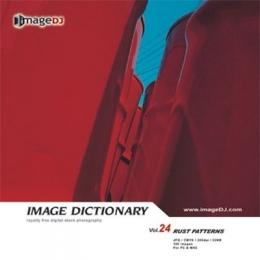 典匠圖庫~~Image Dictionary系列~DI024~Rust Patterns~