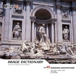 典匠圖庫~~Image Dictionary系列~DI042~European Archi