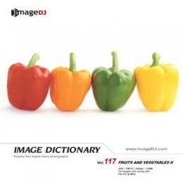 典匠圖庫~~Image Dictionary系列~DI117~Fruits and Veg