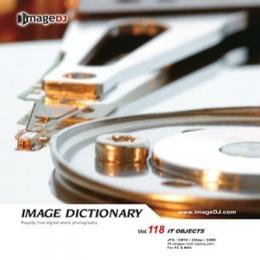 典匠圖庫~~Image Dictionary系列~DI118~IT Objects  wi