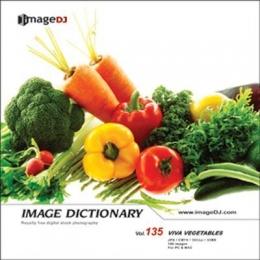 典匠圖庫~~Image Dictionary系列~DI135~Viva Vegetable