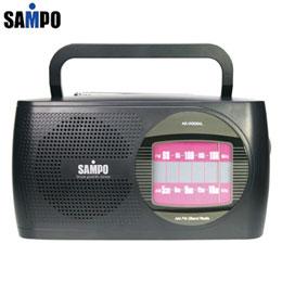 SAMPO聲寶FM/AM手提式收音機 AK-W906AL