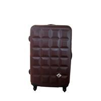 Miyoko《趣味巧克力系列》ABS 霧面旅行箱★輕硬殼旅行箱【24吋】咖啡巧克力