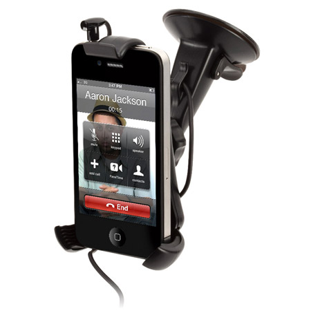 Griffin WindowSeat 3 HandsFree iPhone 車架含免持式麥克風