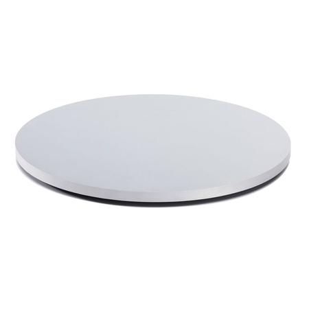 Just Mobile AluDisc鋁質360度可旋轉底盤-銀色