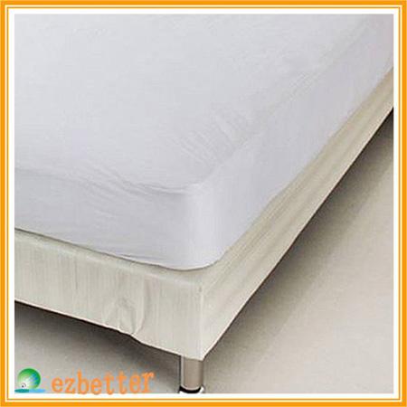 伊莉貝特防蹣 螨 寢具純棉-雙人床墊套 156*190*20cm   5*6.2尺