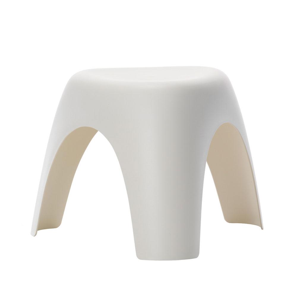 Vitra 大象凳(白)
