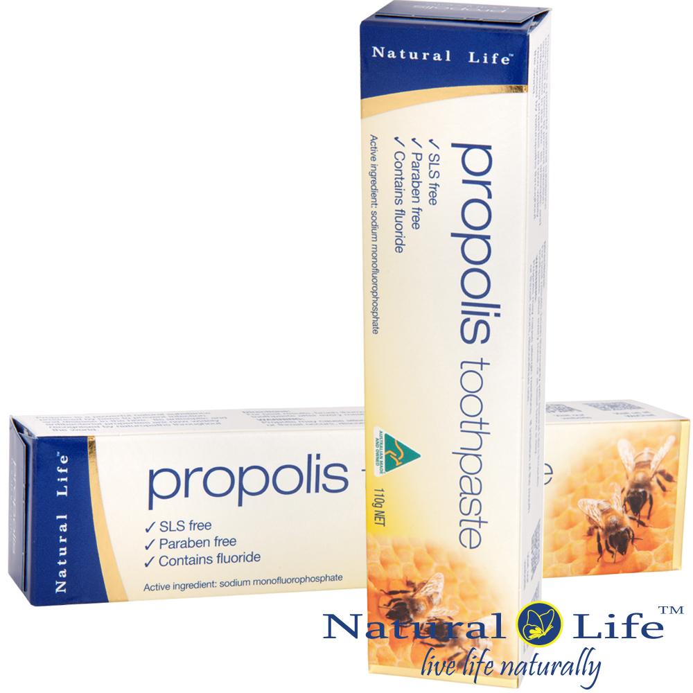 澳洲Natural Life 蜂膠牙膏(2入)