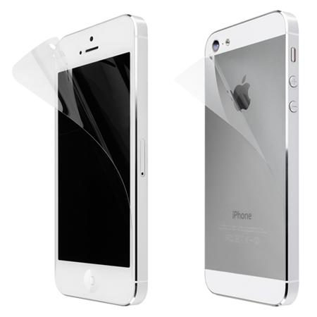 SwitchEasy Pure UltraClear HD iPhone5 高光澤高透光防
