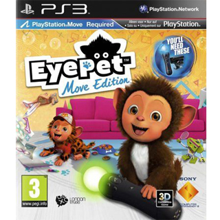 PS3-EyePet猴 (MOVE專用)