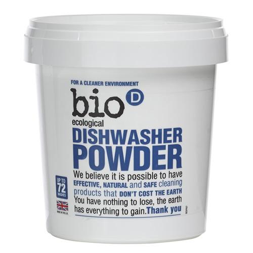 英國Bio~D洗碗機 天然潔淨粉  超濃縮720g