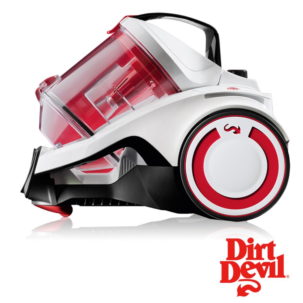 All New DirtDevil 鋼彈系列~Rebel21 雙層對角離心氣流吸塵器
