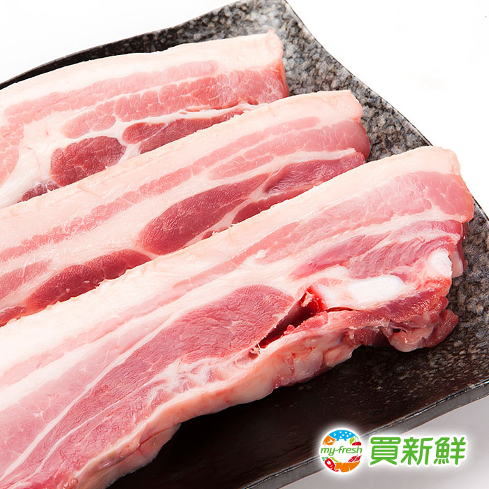 【快樂豬】五花肉條300g±10%/包