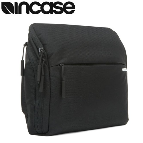 【INCASE】Nylon Point and Shoot Field Bag 輕巧尼龍側背相機包 (黑)