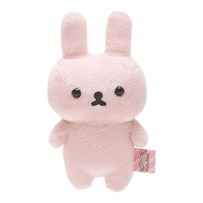San-X 麻糬兔兔子朋友系列毛絨公仔。小粉兔
