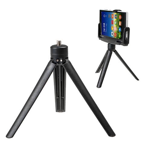 """□迷你款三腳架□   相機 微單眼 GoPro 手機  三角架 支架 具 1 4""""螺紋接口"""