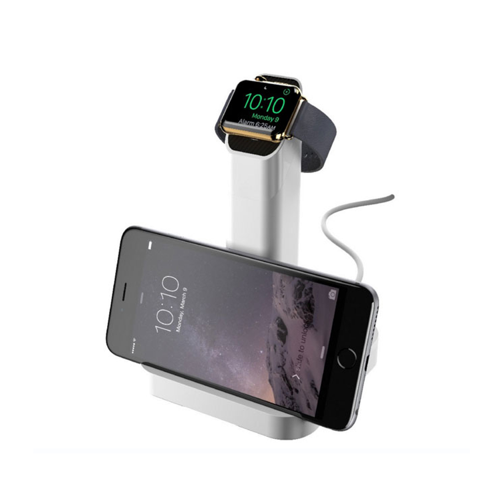 Griffin WatchStand Apple Watch 基座-白色聖誕