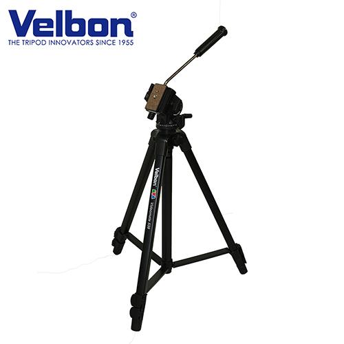Velbon Videomate 攝影家 538 油壓雲台腳架(公司貨)