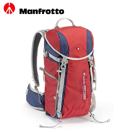 Manfrotto Off Road Hiker 20L 越野登山後背包 20L時尚紅