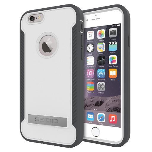SEIDIO INTEGO? 防潑水保護殼 for Apple iPhone 6 Plus/6s Plus 白