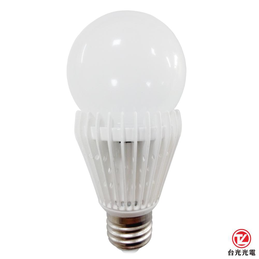 【台光光電】LED 12W全周光球燈泡1250流明-白光(A12S-Z)10入