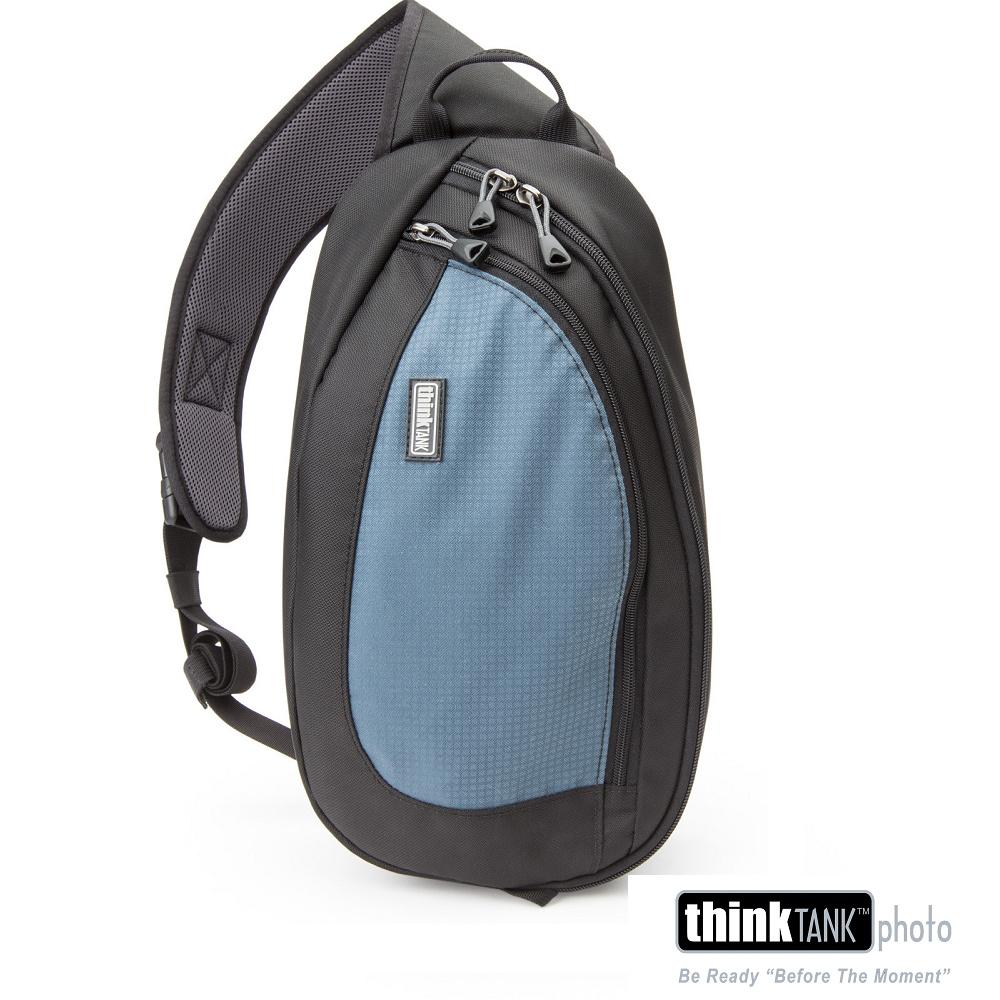thinkTANK TS459 TurnStyle 10 單肩斜背包/腰包兩用相機背包 (藍)