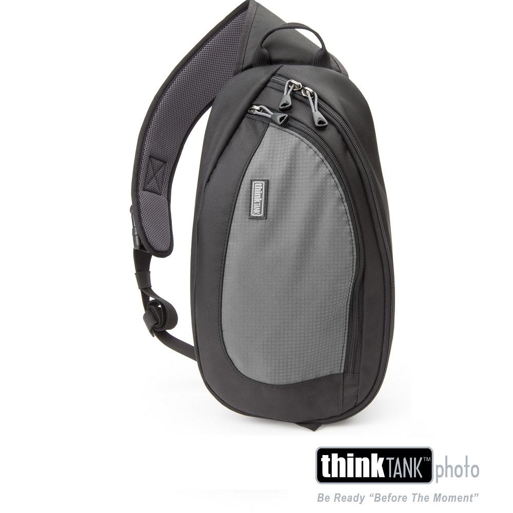 thinkTANK TS460 TurnStyle 10 單肩斜背包/腰包兩用相機背包 (灰)